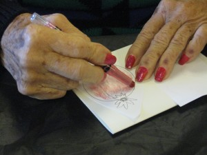 Create art, leave Alzheimer's at the door